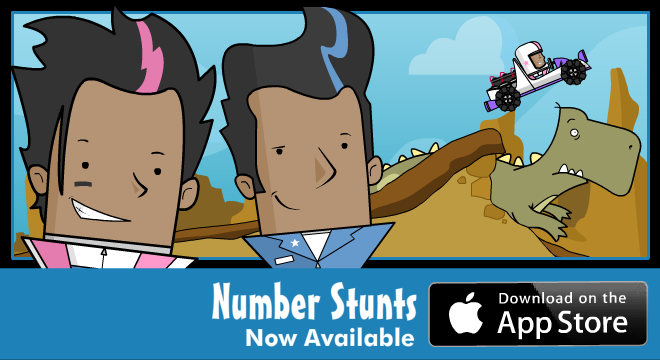 Number Stunts, Now Available!